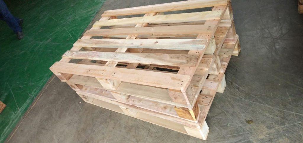 Distributor Pallet Kayu untuk Ekspor