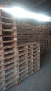 Distributor Pallet Kayu untuk Eksport