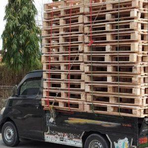 Jual Pallet Kayu untuk Export