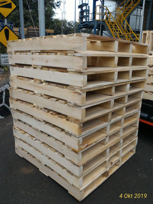 Pallet kayu Export